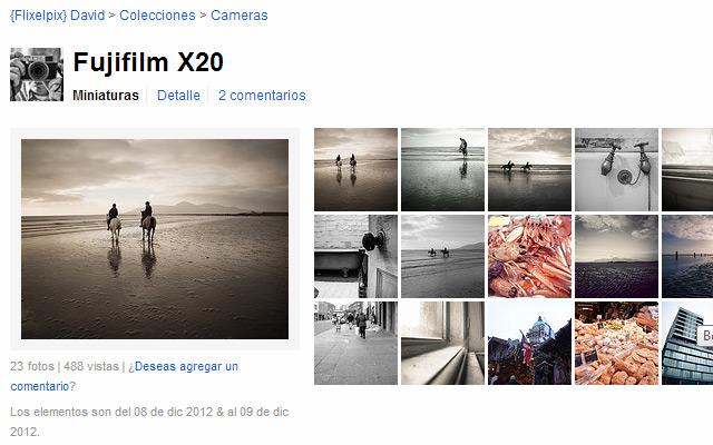 Galería de David Clealand. Fotos tiradas con la Fuji X20