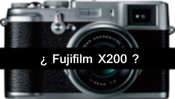 Fuji X200
