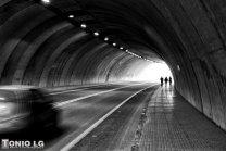 """""""Al final del túnel"""" por Antonio Lara González, con Fuji X-E2"""