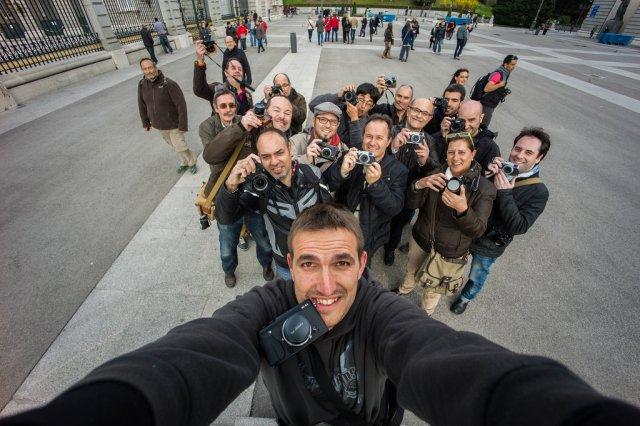 Selfie Fujistas