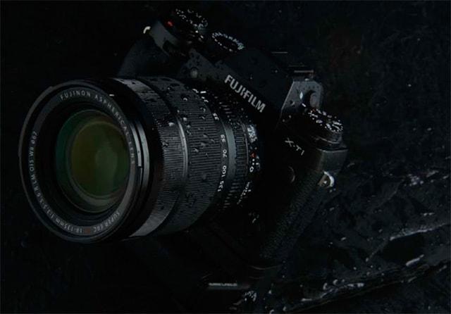 Fuji X-T1 + XF 18-135mm