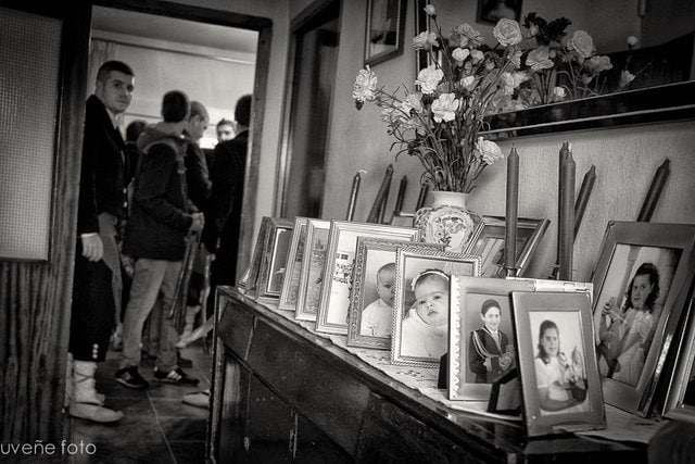 """""""Recuerdos de familia"""" por Virgilio Hernando, con Fuji X-Pro1."""