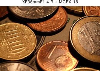 xf 35mm magnificacion MCEX16