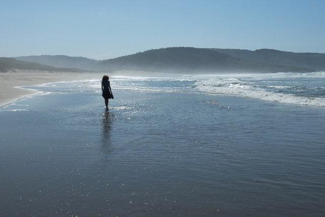 """""""Por las playas de Galicia"""" por Antonio Gallego, con Fuji X20."""