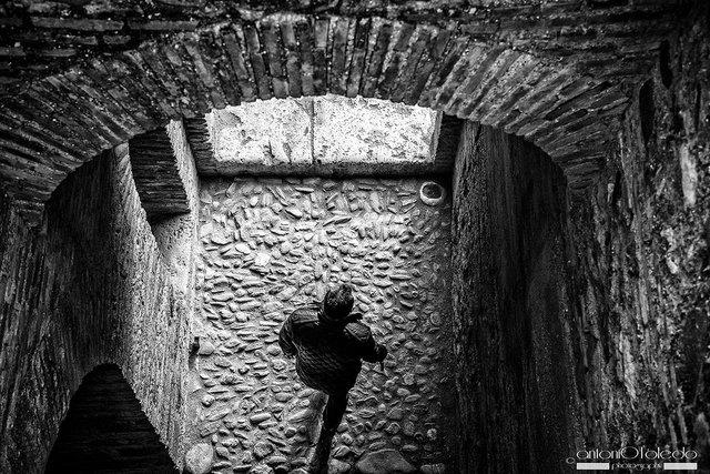 """""""The exit"""" por Antonio Toledo, con Fuji X100S."""