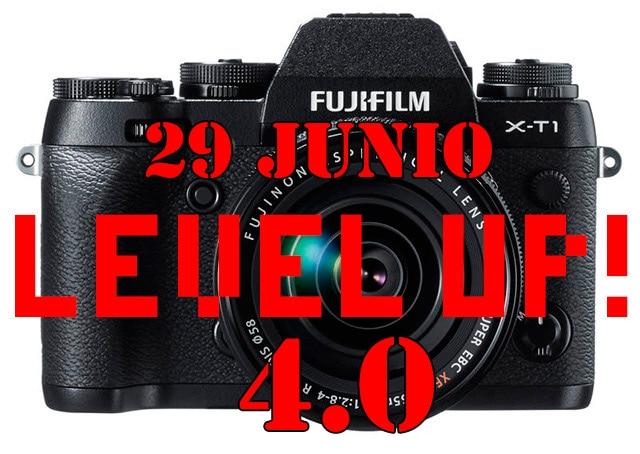 Firmware 4.0 Fuji X-T1
