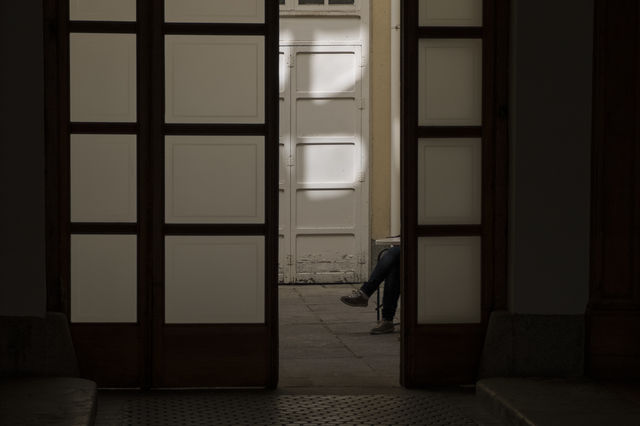 """""""Piernas"""" por Rodrigo Roher, con Fuji X30."""