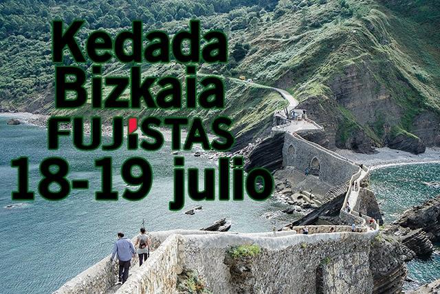 Kedada Fujistas en Bizkaia