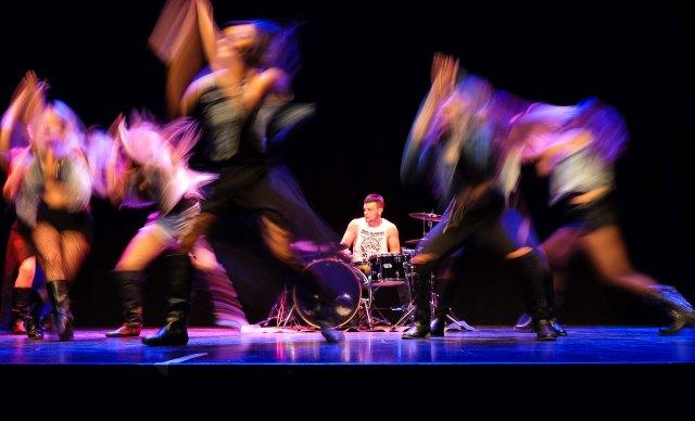 """""""El batería"""" por Pilar Silvestre, con Fuji X-T10."""