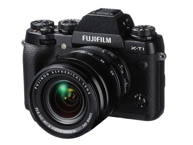 X-T1 para fotografía infrarroja.