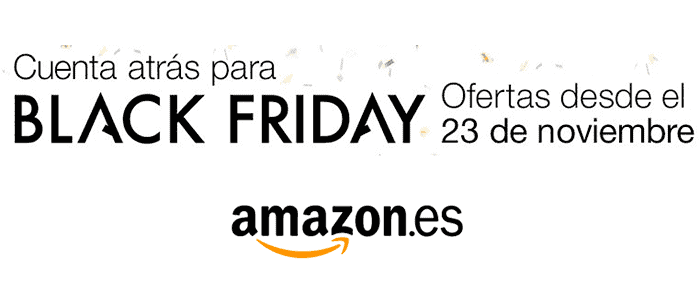 Black Friday en Amazon.