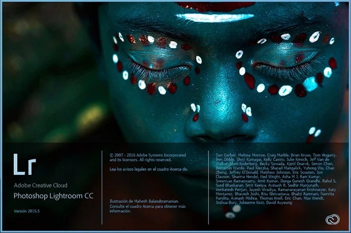 Lightroom CC 2015.5