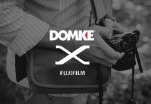 Bolsa de cámaras Domke X Fujifilm
