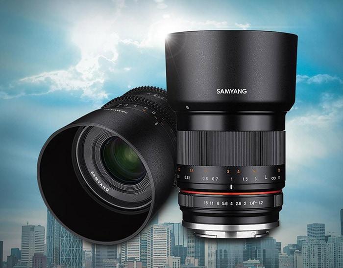 Samyang 35mm f/1.2