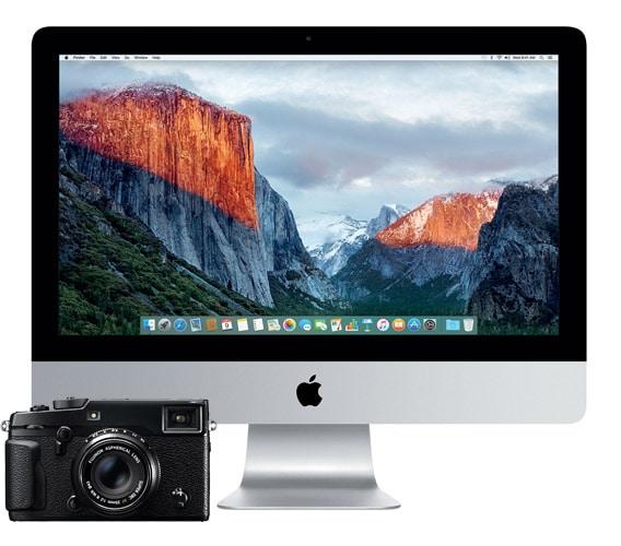 OS X El Capitan: soporte a la X-Pro2