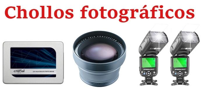 Chollos fotográficos