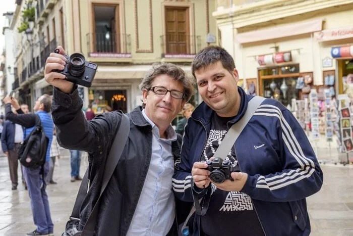 The Jaén connection, @joherchi y @the_jose. Por @Scheimpflug con XF 35mm F2.