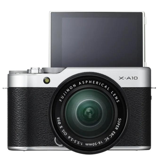 X-A10 selfie