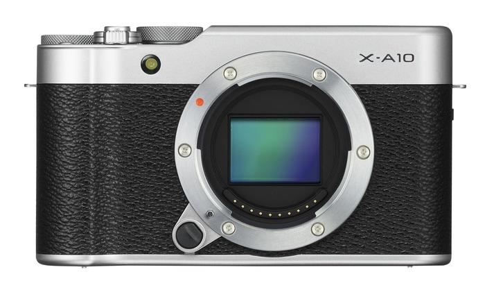 Sensor de la Fuji XA10