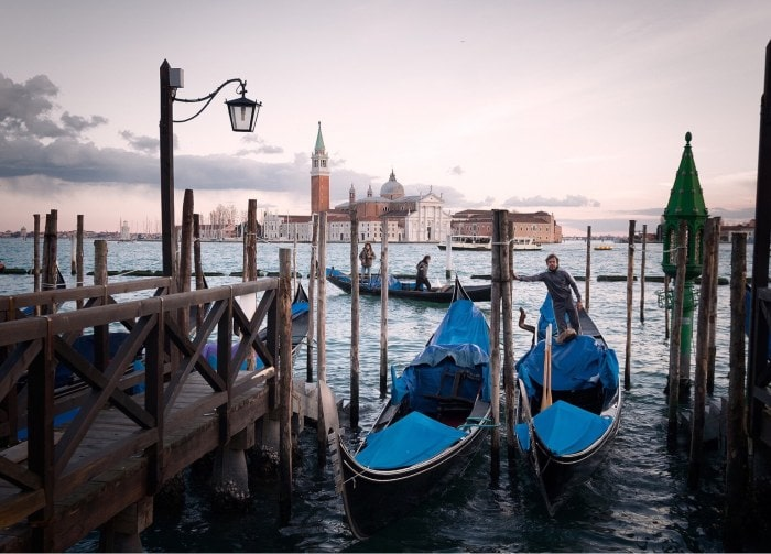 """Lunes de trabajo, Venezia..."" por Gabriel Blázquez, con Fuji X-T1 + XF 10-24mm F4."