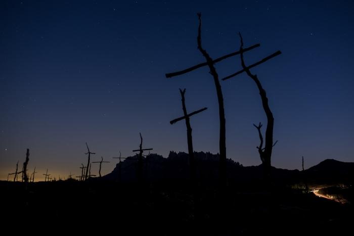 """""""Bosque de las cruces"""" por Jordi Nuñez, con Fuji X-T1 + XF 16mm f/1.4."""