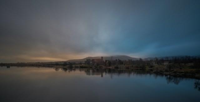 """""""Amanecer nublado"""" por Marcos Ruiz, con Fuji X-T10 + Samyang 12mm F2."""