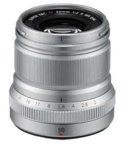 Fujinon XF 50mm F2 R WR