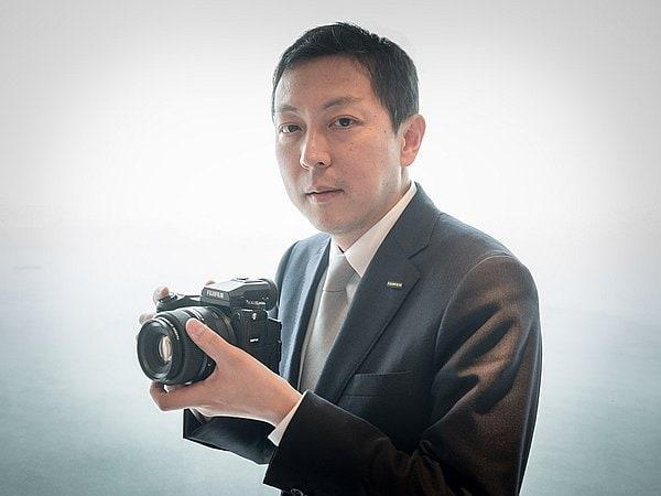 Entrevista a Toshihisa Iida. Fotografía de DPreview.