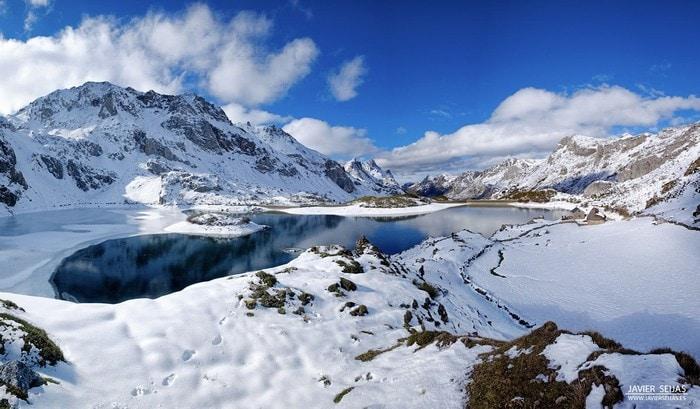 """""""Lago del Valle"""" por Javier Seijas, con Fuji X-T1 + XF 14mm F1.4."""