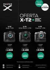 Oferta X-T2 + VPB-XT2.
