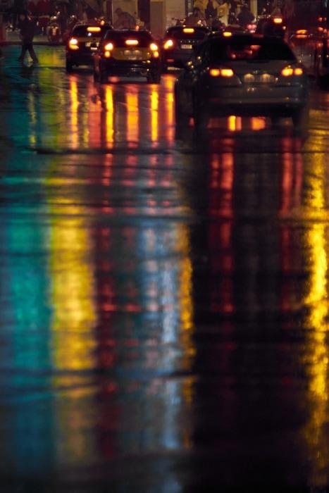 """""""Earthly rainbow"""" por Gerard Alís, con Fuji X-Pro2."""