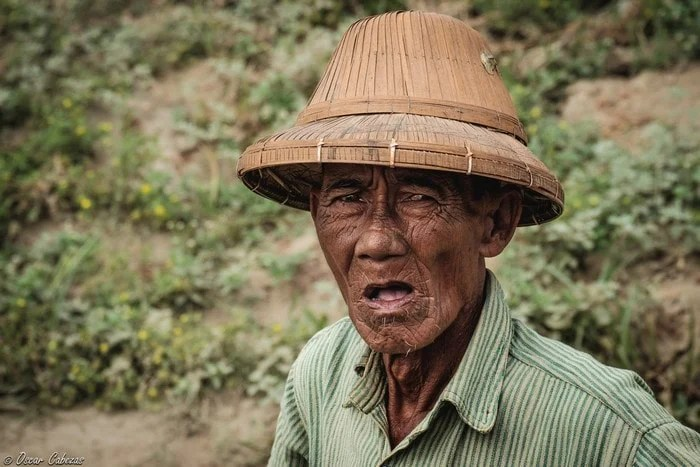 """miradas de Birmania"" por Óscar Cabezas, con Fuji X-T10 + XC 50-230mm."