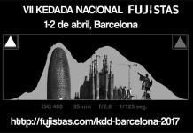 VII Kedada Nacional de Fujistas, BArcelona 2017.