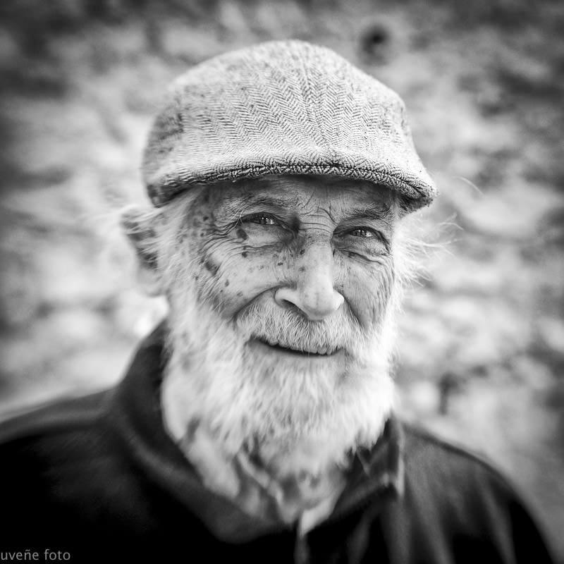 """""""93 años"""" por Virgilio Hernando."""