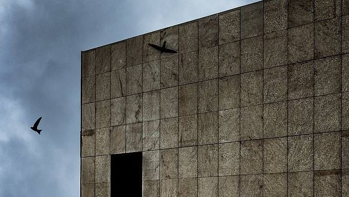 """""""Arquitectura abstracta"""" por Jesús Soriano, con Fuji X-T2 + XF 35mm F2 R WR."""