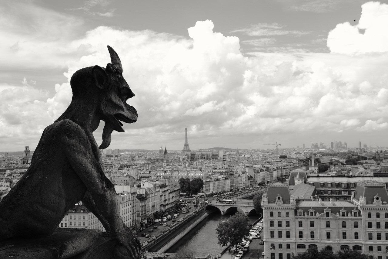 """""""París 2017"""", por @Kalinus. Con Fuji X-Pro2 + XF 23mm F1.4."""