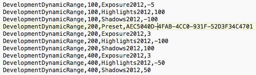 Configuración del modo experto de X-LR.