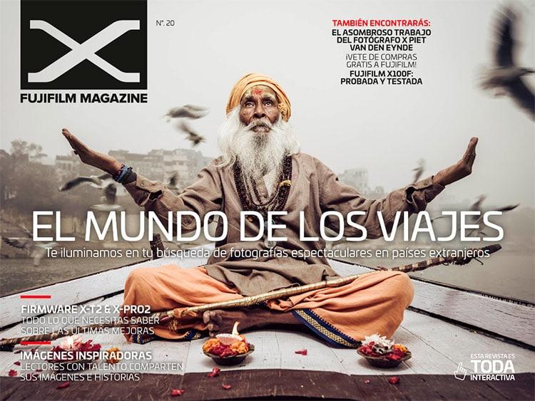 Fujifilm X Magazine 20
