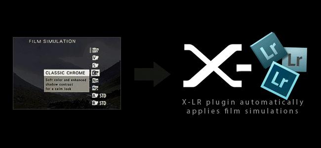 Plug-in X-LR.