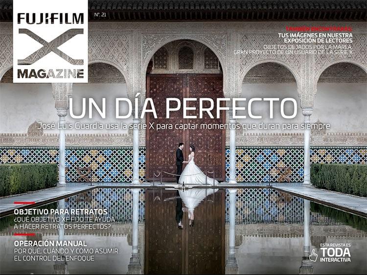 Fujifilm X Magazine 21
