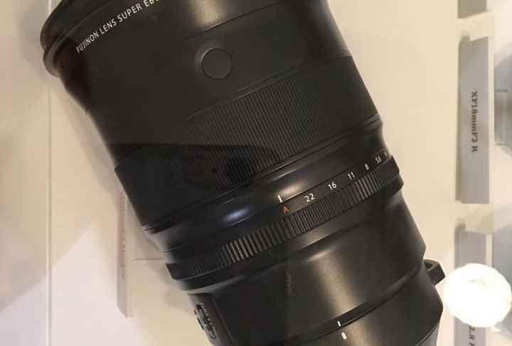 Fujinon XF 200mmF2 R LM OIS WR