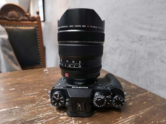XF 8-16mm F2.8 en Fuji X-T2.