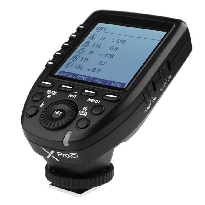 Transmisor TTL Godox XPro.