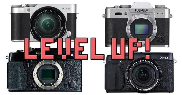 Actualización de firmware Fujifilm.