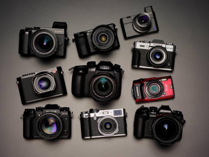 Las mejores cámaras viajeras del 2017 según National Geographic.