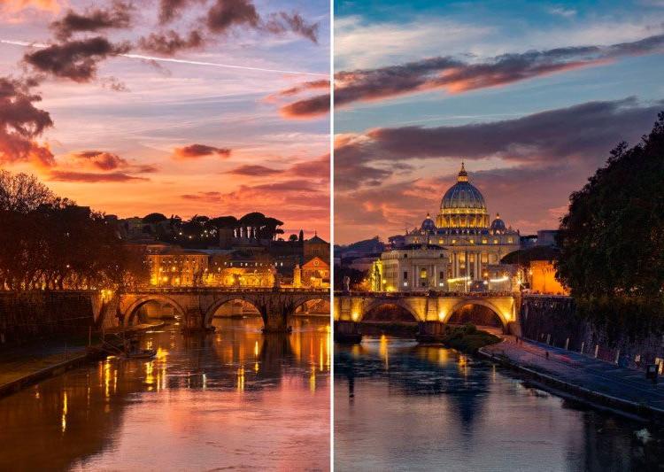 Comparativa Canon vs Elia Locardi
