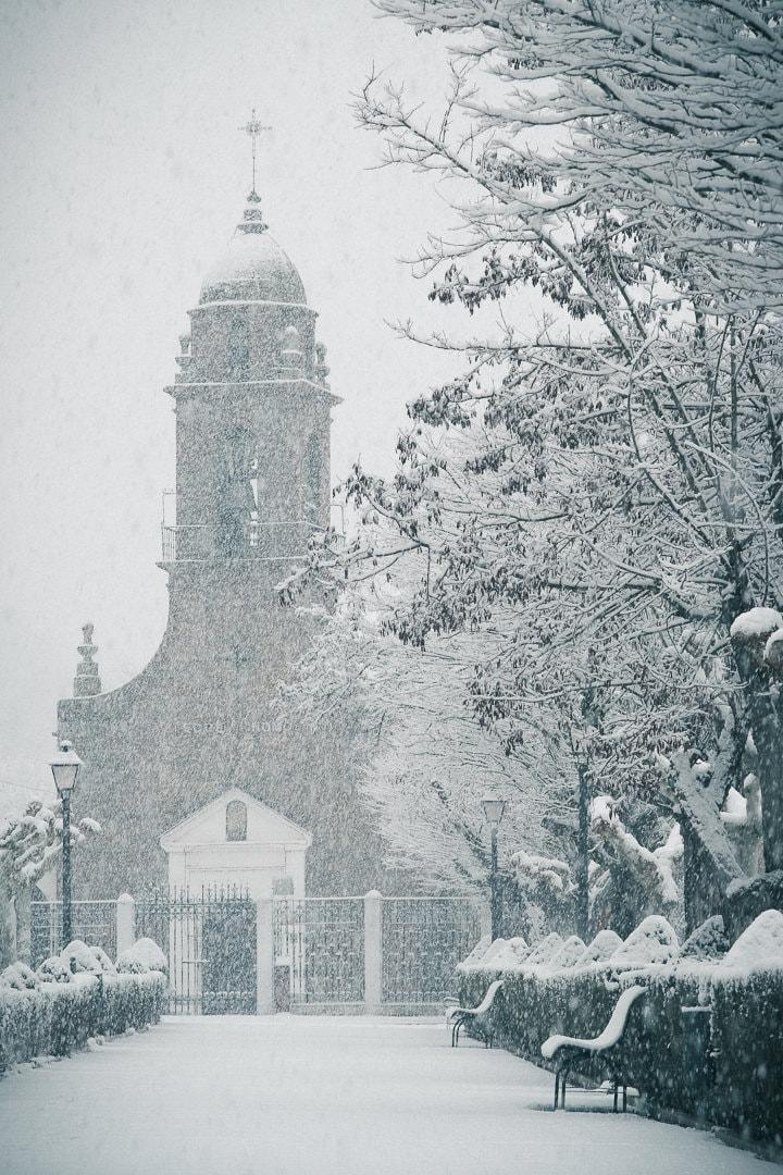 """Sometimes it snows"" por Pelly Rivera. Fujifilm X-T2 + Fujinon XF 50-140mm F2.8 R LM OIS WR."