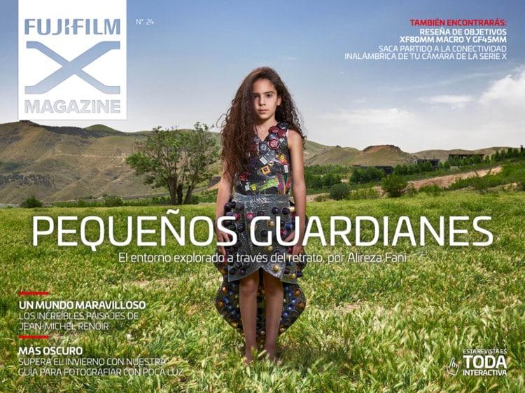 Fujifilm X Magazine número 24.