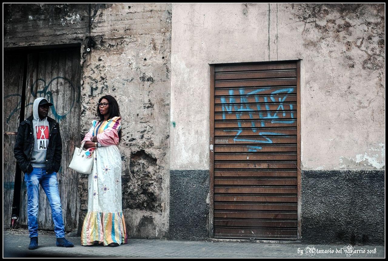 """""""Guetos"""" por Atanasio del Barrio. Fujifilm X100T."""