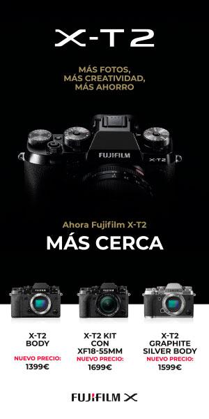 Promo Fujifilm X-T2